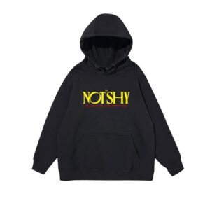 Itzy Not Shy Hoodie