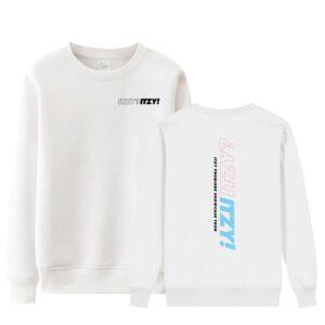 """Itzy """"Itzy?"""" Sweatshirt #1"""