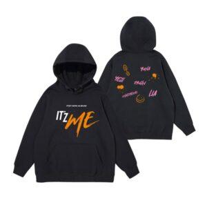 """Itzy """"ItzMe"""" Hoodie #8"""
