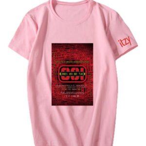 Itzy [CSI] Codename : Secret ITZY T-Shirt #40