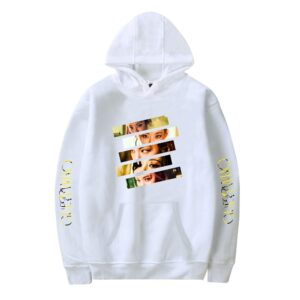 Itzy Guess Who Hoodie #42