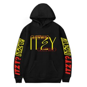 Itzy Guess Who Hoodie #43