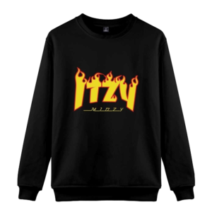 itzy midzy sweatshirt