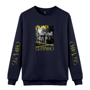 Itzy Guess Who Sweatshirt #43