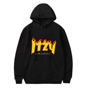 itzy midzy hoodie